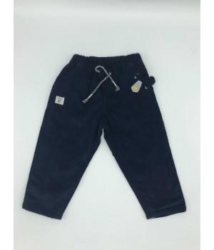 Вельветовые штаны на хлопке