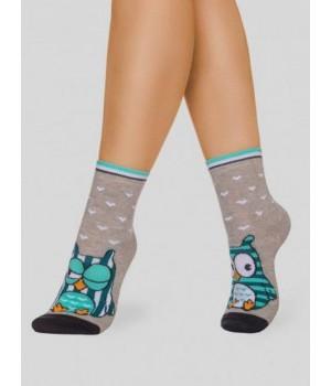 Носки для девочки Conte Happy