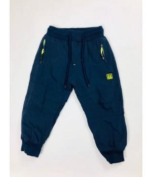 Демисезонные штаны на флисе