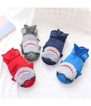Варежки Акула